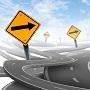 На дорогах появятся новые предупреждающий знак и вид горизонтальной разметки (с 28 апреля)