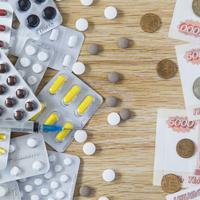 Возмещать россиянам часть затрат на лекарства могут начать уже в следующем году