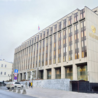 Совет Федерации открыл весеннюю сессию 2016 года