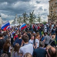 С 22 октября организаторы митингов будут обязаны предупреждать об их отмене