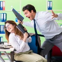 Можно ли наказать хамящего коллегам работника?