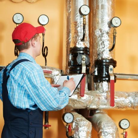 На портале госуслуг можно оставить заявку на подключение к газовым сетям