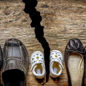 Полноценное общение ребенка и живущего отдельно родителя: реальность или мечта?