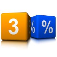 С 1 октября работникам федеральных учреждений увеличат оплату труда на 3%