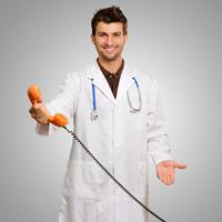В Москве врачи будут консультировать пациентов по телефону