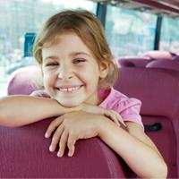 Определены правила перевозки детей автобусами