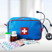 С сентября обновятся составы нескольких аптечек для оказания первой помощи