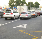 Выделенная полоса для общественного транспорта можно ли пересекать для парковки