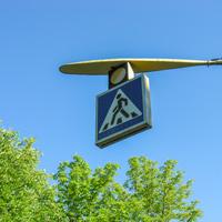 Как строят надземные пешеходные переходы в Бишкеке Фото