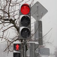 В Москве проведут эксперимент по фиксации камерами фактов проезда автомобилей на запрещающий сигнал светофора