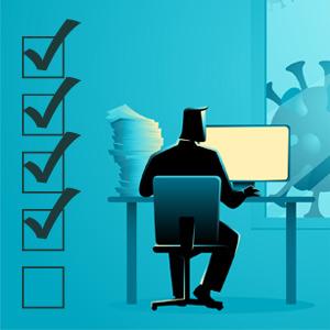 Что нужно сделать предпринимателю, чтобы избежать штрафа или приостановление деятельности организации вовремя пандемии: чек-лист
