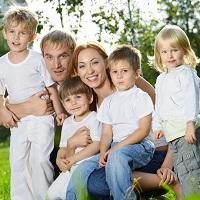 В этом году многодетные семьи смогут воспользоваться льготами по налогу на имущество и земельному налогу