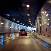 В ближайшее время камеры начнут фиксировать факты перестроения и превышения скоростного режима в тоннелях