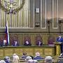 ВС РФ предлагает сделать выносимые судами приговоры более лаконичными