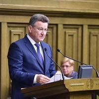 Заместитель Председателя ВС РФ – председатель Судебной коллегии по уголовным делам Владимир Давыдов