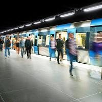 В новогоднюю ночь проезд в общественном транспорте Москвы будет бесплатным