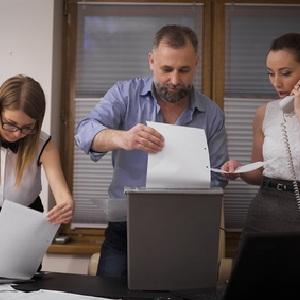 Как подготовить опись для сдачи бух документов в макулатуру