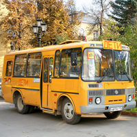 Организованная перевозка детей автобусами