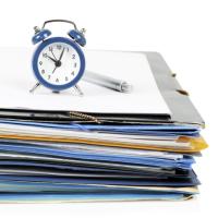 Контролирующий орган не может изменять срок представления документов, установленный законом