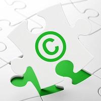 Не являющийся автором произведения правообладатель вправе требовать компенсацию за удаление информации об авторском праве