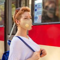 За нахождение без гигиенической маски в общественных местах можно получить штраф до 40 тыс. руб.