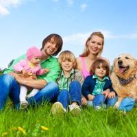 В Госдуму внесен законопроект о мерах господдержки многодетных семей в РФ