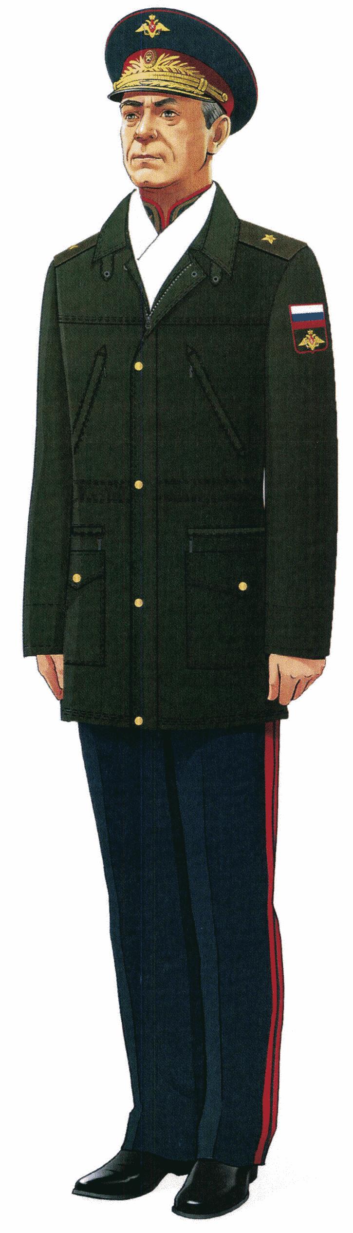 Парадная Форма Одежды Российской Армии и Флота Нового Образца ... | 2531x725