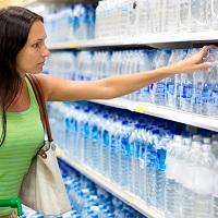 При продаже питьевой воды на розлив в тару продавца применять ККТ не требуется