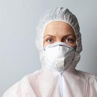 Для медработников разработан алгоритм надевания и снятия средств индивидуальной защиты
