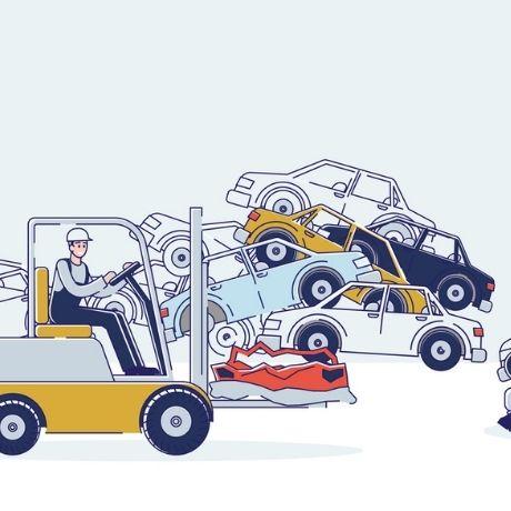 ФНС России подготовила проекты расчетов утилизационного сбора в отношении колесных транспортных средств и самоходных машин