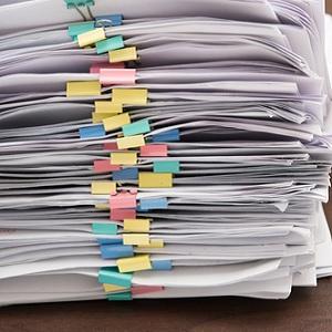 Храним документы в организации правильно