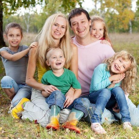 Многодетным семьям будут предоставлять земельный сертификат в случае отсутствия в субъекте РФ земельного участка