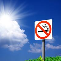 На остановках общественного транспорта могут запретить курить