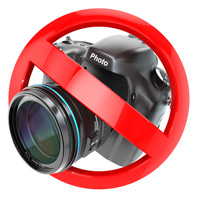 Предлагается установить запрет на фото- и видеосъемку в пунктах пропуска через границу без соответствующего разрешения