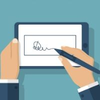 Электронная подпись в личном кабинете налогоплательщика с 2021 года будет бесплатной