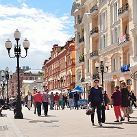 С 13 июля отменяется обязательное ношение масок на улицах Москвы