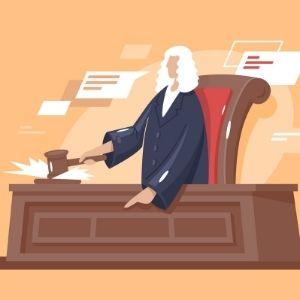 Дистанционное участие в судебном заседании