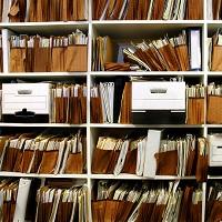 Утверждено примерного положение об архиве организации