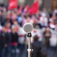 С 11 ноября будут наказывать организаторов митингов, не предупредивших об их отмене