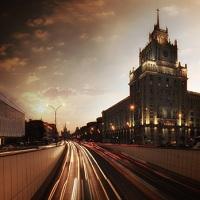 Москвичам рекомендовано добираться в центр на общественном транспорте