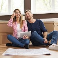 Право собственности на квартиру, объединенную из двух комнат, начинает исчисляться с момента регистрации комнаты, приобретенной позднее