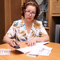 Выплата пенсий с учетом инфляции