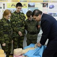 Ирина Яровая предложила ввести допризывную и вневойсковую подготовку граждан
