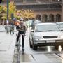 Только 21% опрошенных одобрили новую обязанность водителей уступать дорогу велосипедистам при поворотах направо и налево