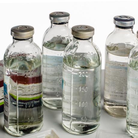 Требования к объему тары спиртовых препаратов не изменились