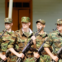 Стартует весенний призыв на военную службу