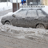 """В Москве могут ввести """"снежные билеты"""" для автомобилистов"""