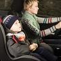 Детей в возрасте от 7 до 11 лет можно будет пристегивать стандартным ремнем безопасности