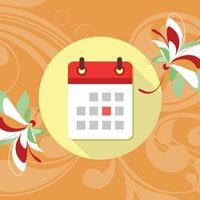 Профессиональный календарь на 2016 год. Июнь
