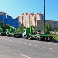 Водителей эвакуаторов предложили штрафовать на 5 тыс. руб. за неправильную парковку